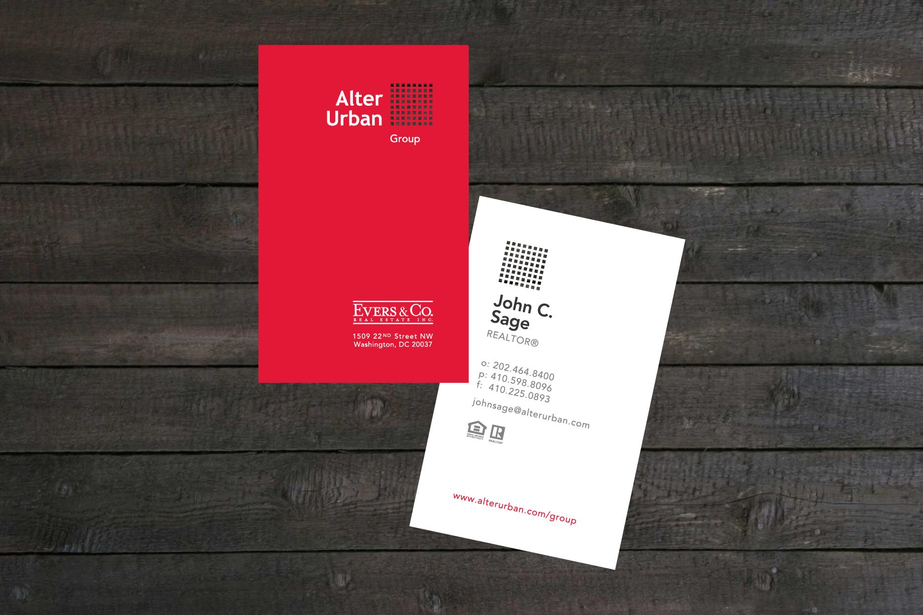 Alter Urban Aram Designs